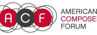 american composers forum logo