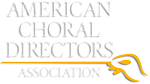 american choral directors association