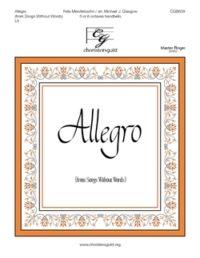 allegro cover