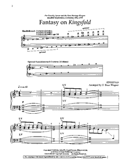 fantasy on kingsfold